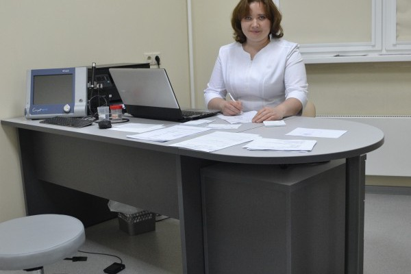 Афонина Елена Владимировна